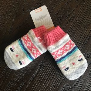 Other - NEW Baby Mittens 6-12m